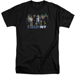 Csi Ny - Mens Cast Tall T-Shirt