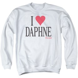 Frasier - Mens I Heart Daphne Sweater