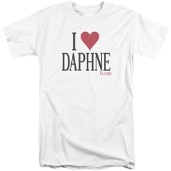 Frasier - Mens I Heart Daphne Tall T-Shirt