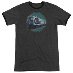 Chicago - Mens The Rail Ringer T-Shirt