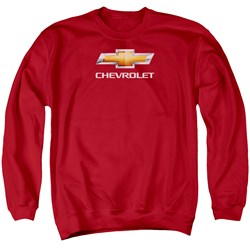 Chevrolet - Mens Chevy Bowtie Stacked Sweater