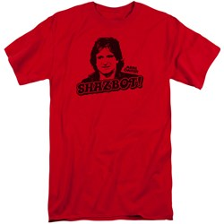 Mork & Mindy - Mens Shazbot Tall T-Shirt