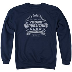 Family Ties - Mens Young Republicans Club Sweater