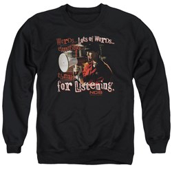 Ncis - Mens Thanks For Listening Sweater
