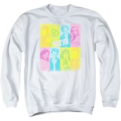 90210 - Mens Color Block Of Friends Sweater