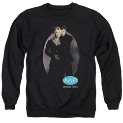 Melrose Place - Mens Kiss Sweater
