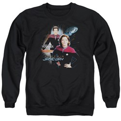 Star Trek - Mens Captain Janeway Sweater