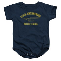 Star Trek - Toddler Enterprise Athletic Onesie