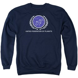 Star Trek - Mens United Federation Logo Sweater