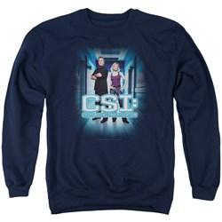 CSI - Mens Serious Business Sweater
