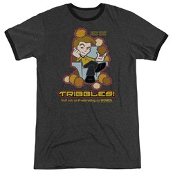 Quogs - Mens Not As Frustrating Ringer T-Shirt