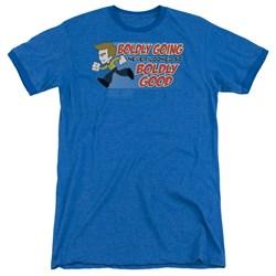 Quogs - Mens Boldly Good Ringer T-Shirt