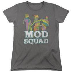 Mod Squad - Womens Mod Squad Run Groovy T-Shirt