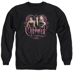 Charmed - Mens Charmed Girls Sweater