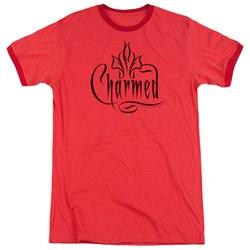 Charmed - Mens Charmed Logo Ringer T-Shirt