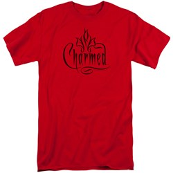 Charmed - Mens Charmed Logo Tall T-Shirt