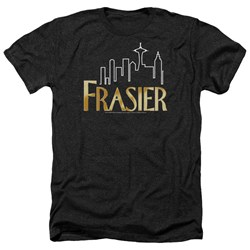 Frasier - Mens Frasier Logo Heather T-Shirt
