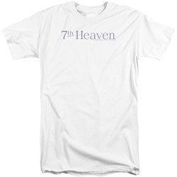 7Th Heaven - Mens 7Th Heaven Logo Tall T-Shirt