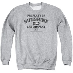 Taxi - Mens Property Of Sunshine Cab Sweater
