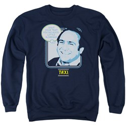 Taxi - Mens Shut Your Trap Sweater