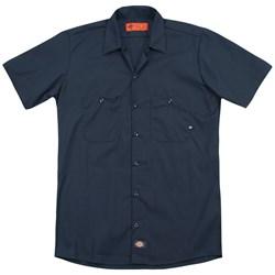 Taxi - Mens Shut Your Trap (Back Print) Work Shirt