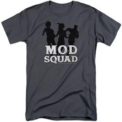 Mod Squad - Mens Mod Squad Run Simple Tall T-Shirt