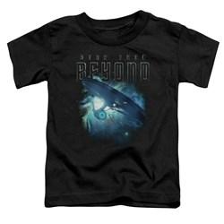 Star Trek Beyond - Toddlers Voyage T-Shirt