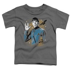Star Trek - Toddlers Space Prosper T-Shirt