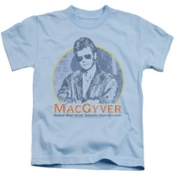Macgyver - Little Boys Title T-Shirt