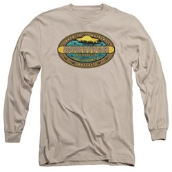 Survivor - Mens Micronesia Long Sleeve T-Shirt