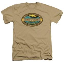Survivor - Mens Micronesia Heather T-Shirt
