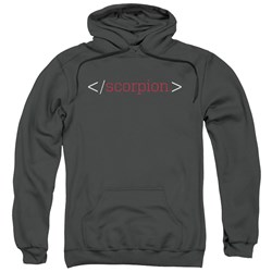 Scorpion - Mens Logo Pullover Hoodie