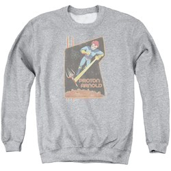 Scorpion - Mens Proton Arnold Poster Sweater