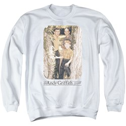 Andy Griffith - Mens Tree Photo Sweater