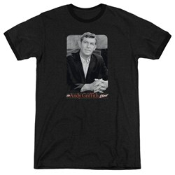 Andy Griffith - Mens Classic Andy Ringer T-Shirt