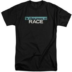 Amazing Race - Mens Bar Logo Tall T-Shirt