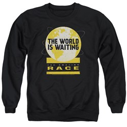 Amazing Race - Mens Waiting World Sweater