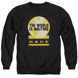 Amazing Race - Mens Waiting World Sweater