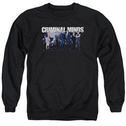 Criminal Minds - Mens Season 10 Cast Sweater