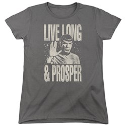 Star Trek - Womens Prosper T-Shirt