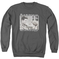 Andy Griffith - Mens Wise Words Sweater