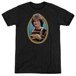 Mork & Mindy - Mens Mork Ringer T-Shirt