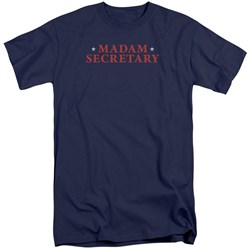 Madam Secretary - Mens Logo Tall T-Shirt