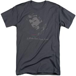 Happy Days - Mens Cool Fonz Tall T-Shirt