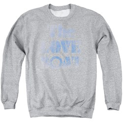 Love Boat - Mens Distressed Sweater
