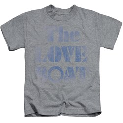 Love Boat - Little Boys Distressed T-Shirt