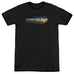 Under The Dome - Mens Dome Key Art Ringer T-Shirt