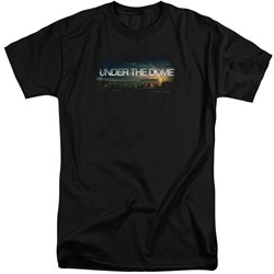 Under The Dome - Mens Dome Key Art Tall T-Shirt