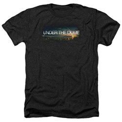 Under The Dome - Mens Dome Key Art Heather T-Shirt