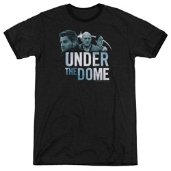 Under The Dome - Mens Character Art Ringer T-Shirt